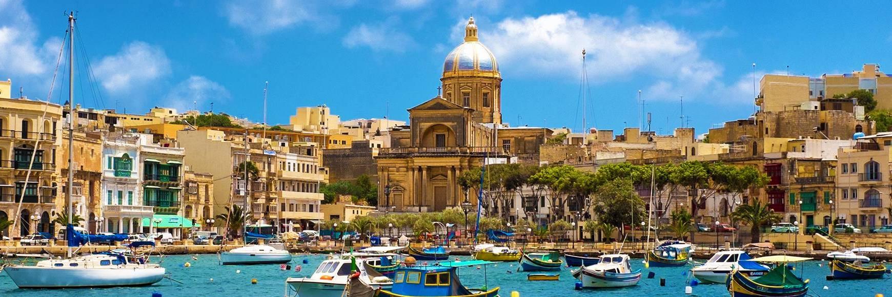 noleggio barche Malta