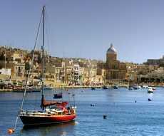 location bateau La Valletta