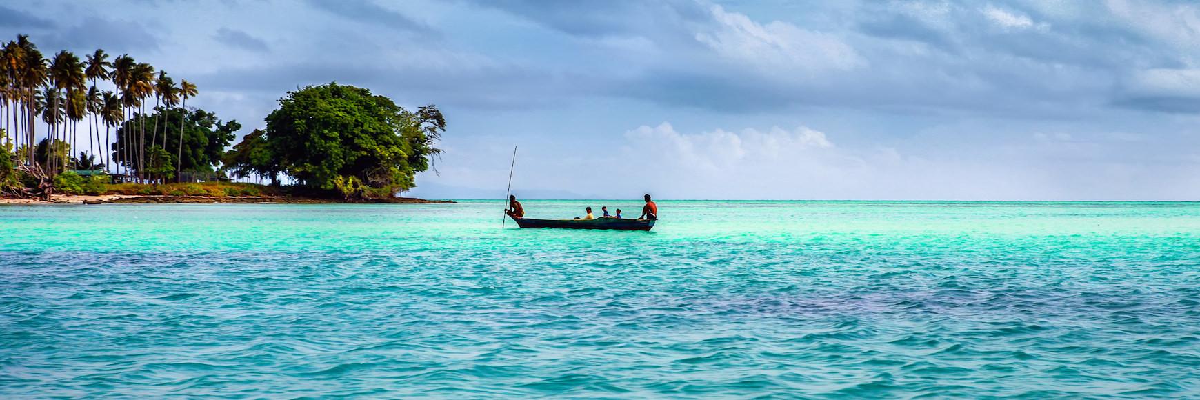 noleggio barche Malesia