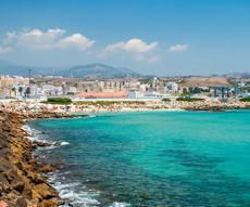 location bateau Sud della Spagna
