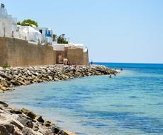 location bateau Tunesien