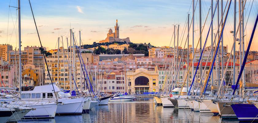 Marsiglia, Porto Vecchio