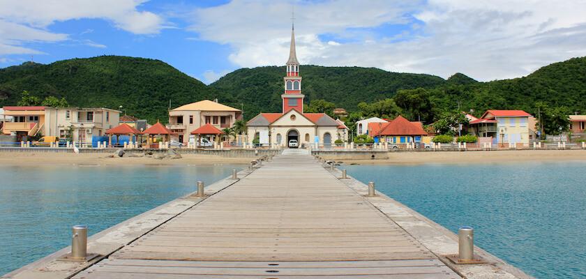 Anse d'Arlet - Martinique