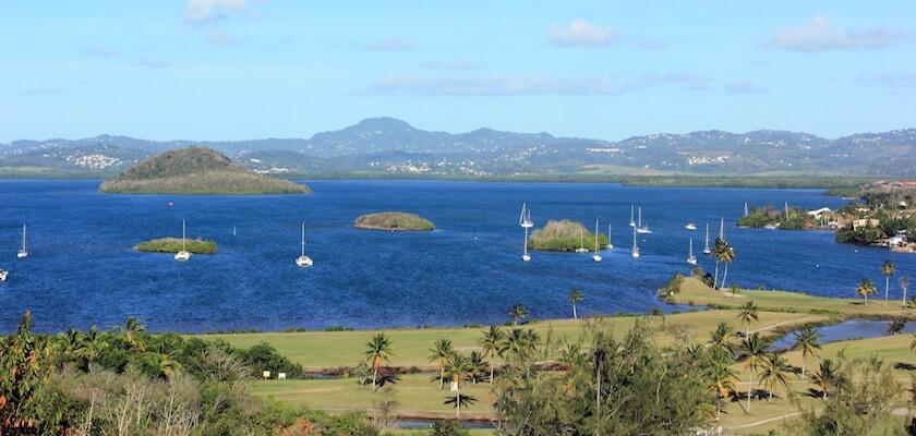Les trois îlets- Martinique