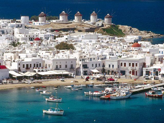 Cyclades, Mykonos