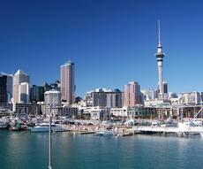 location bateau Auckland