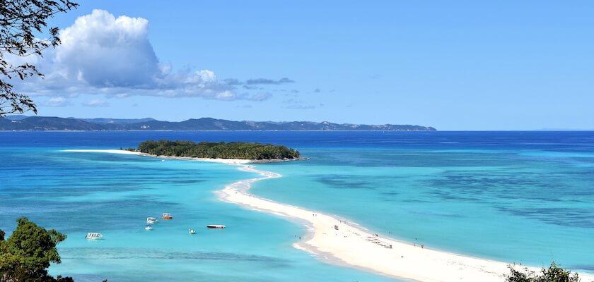 Isola Nosy Iranja, Madagascar