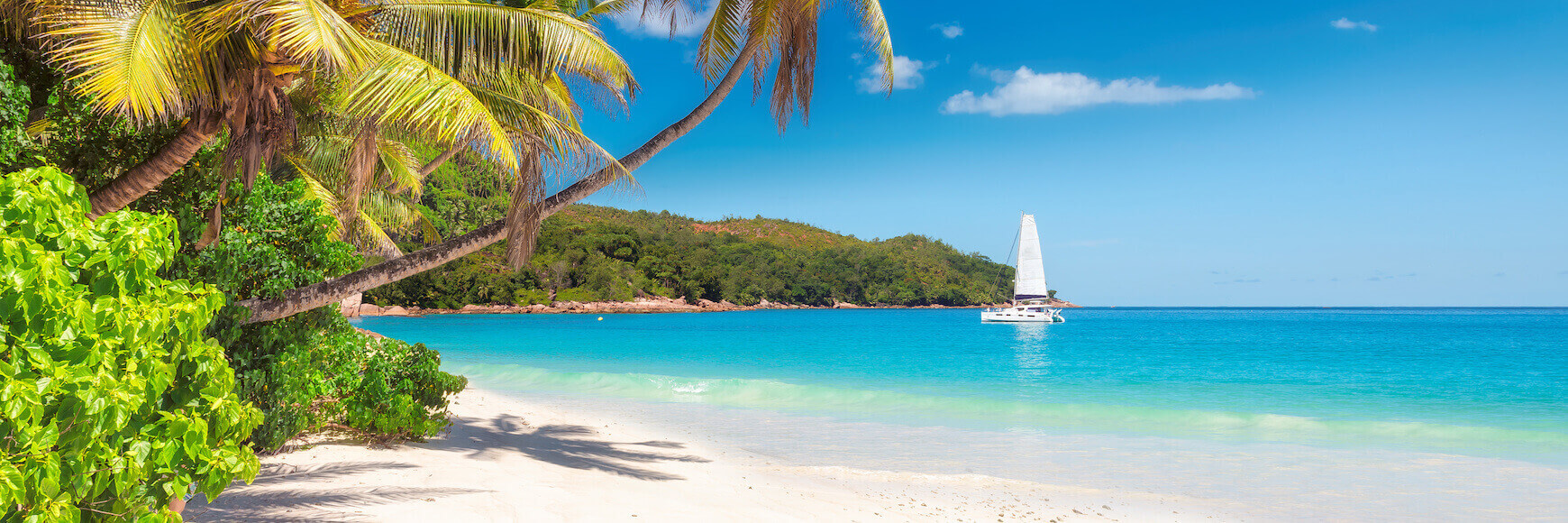 noleggio barca a vela Isole Seychelles