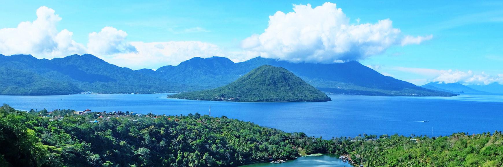 Location catamaran Indonésie