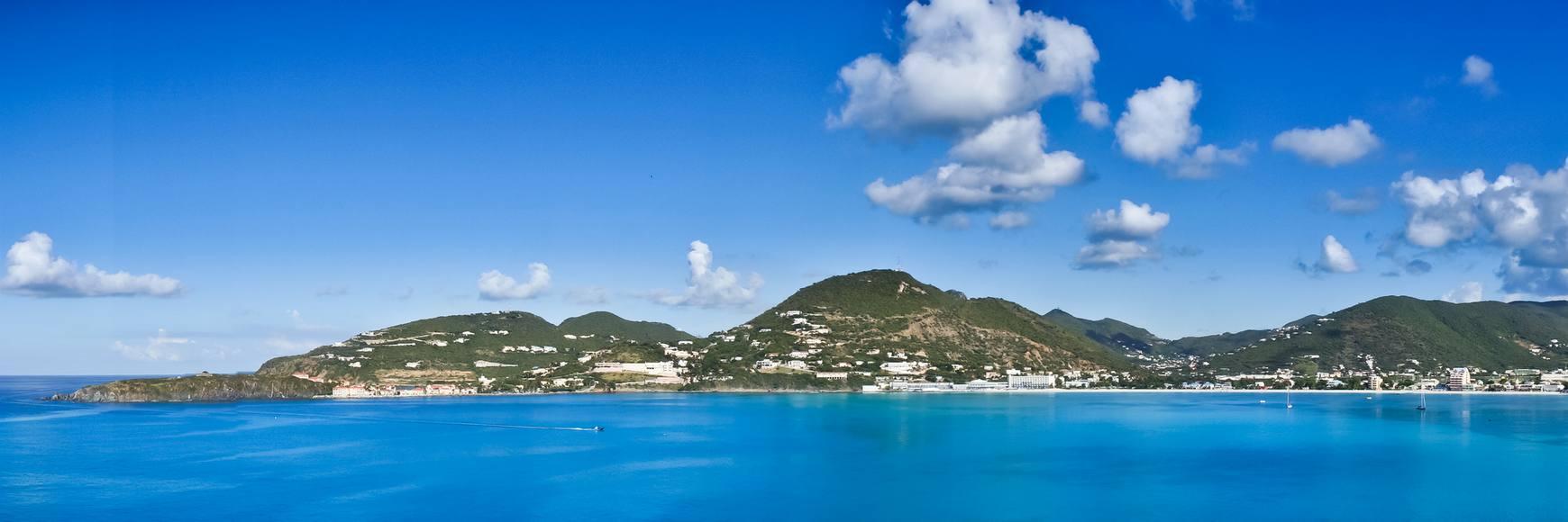 noleggio barca a vela Saint-Martin
