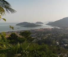 location bateau Golf von Thailand