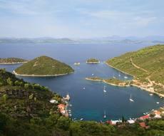 location bateau Kroatien - Nördliche Adriatische Meer