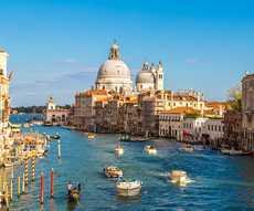 location bateau Italien - Region Venedig