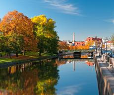 location bateau Göteborg region