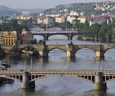 location bateau Czech Republic - Prague