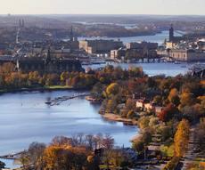 location bateau Svezia