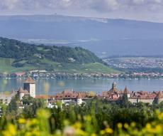 location bateau Switzerland