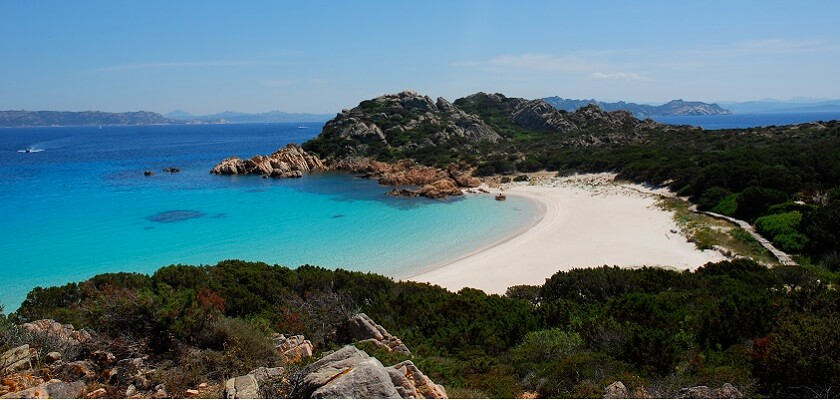 Spiaggia Rosa - Isola Budelli