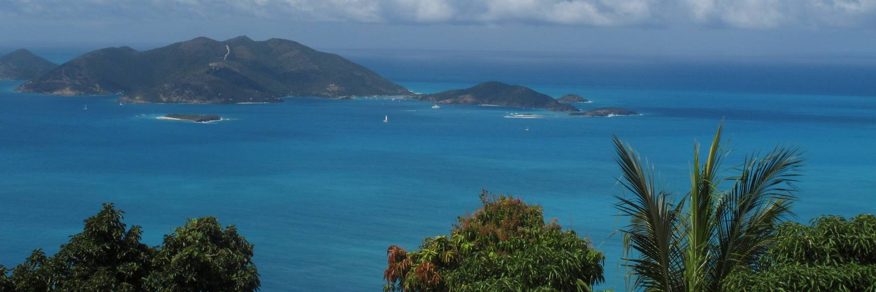 catamaran charter Tortola