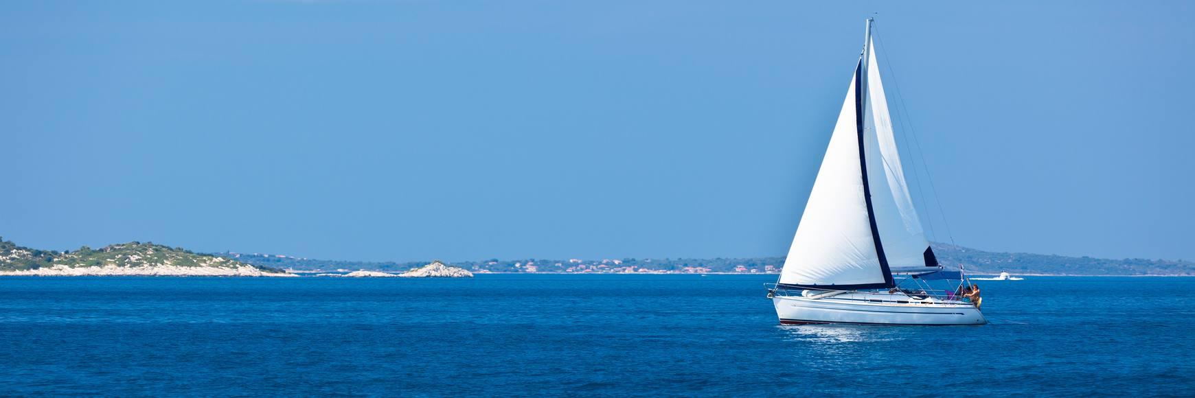 sailboat charter Tortola