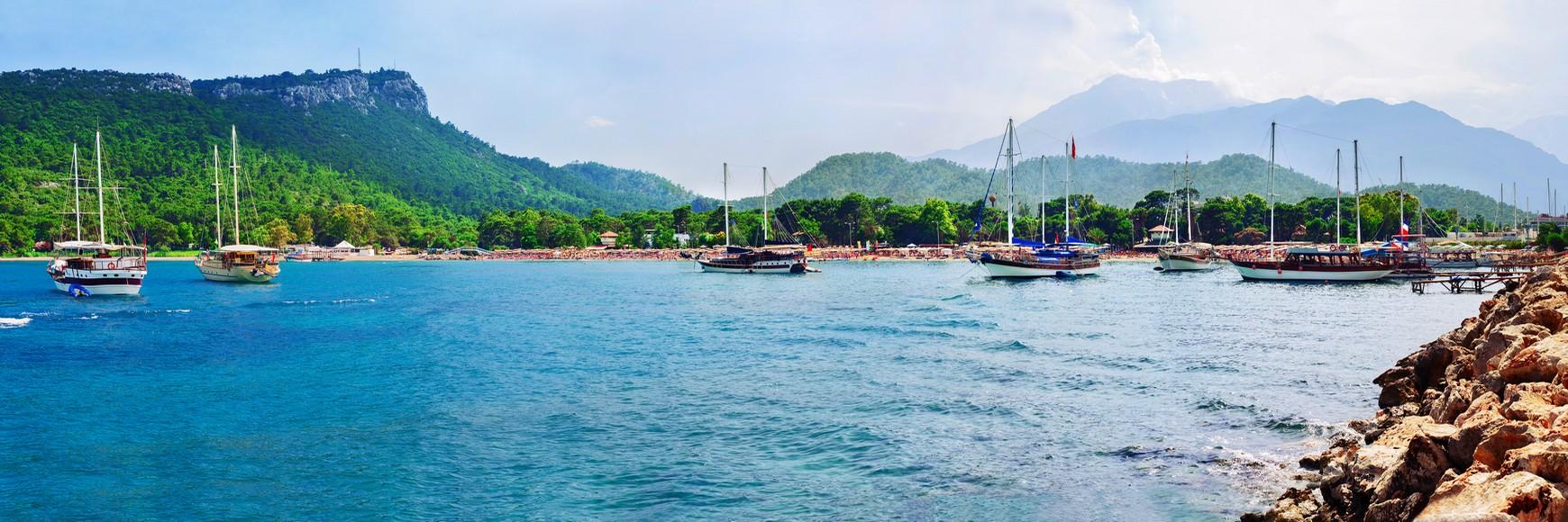 noleggio barca a vela Turchia
