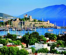 location bateau Antalya