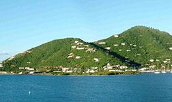 location bateau Tortola