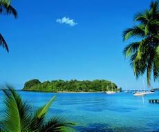 location bateau Colombie