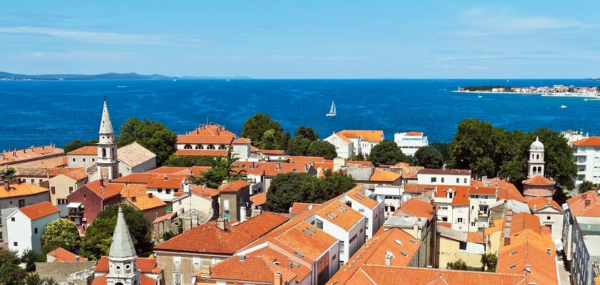 Panorama Zadar
