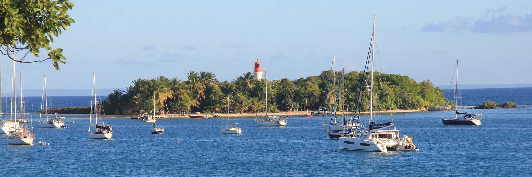 catamaran charter Caribbean