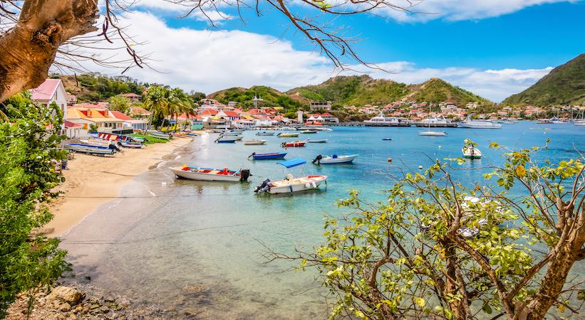 L'archipel des Saintes en Guadeloupe
