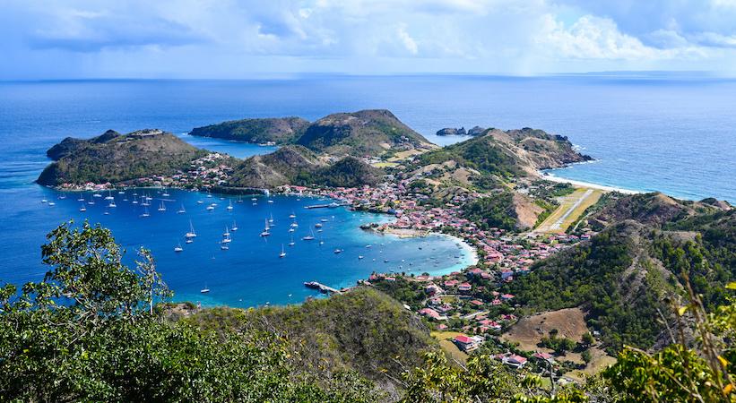 Baie des Saintes, Guadeloupe
