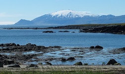 Location trawler Islande