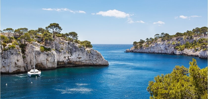 Port Pin, Cassis