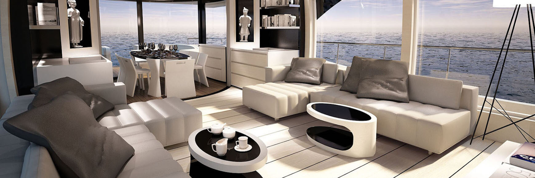 Rental luxury-yacht