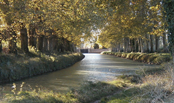 Rental without-license Canal du Midi