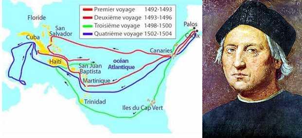 Christophe Colomb : espagnol, portugais ou italien ? | Filovent