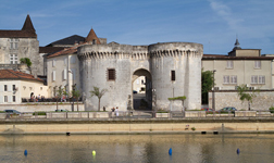 Rental hausboot Charente
