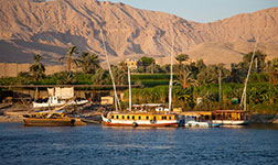 Location yacht Egypte
