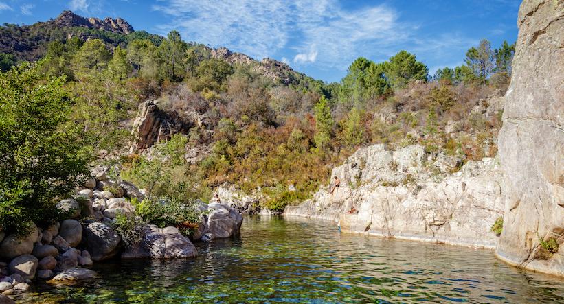 Le fleuve Solenzara