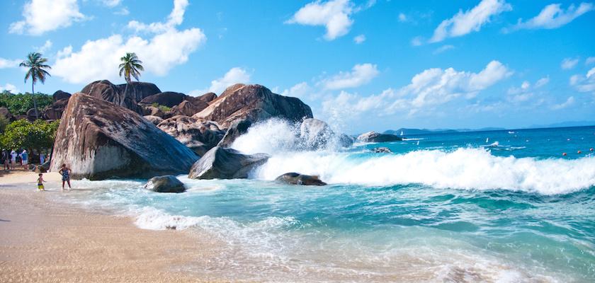 Îles Vierges Britanniques Baths Virgin Gorda