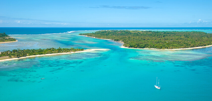 Isola Sainte Marie, Madagascar