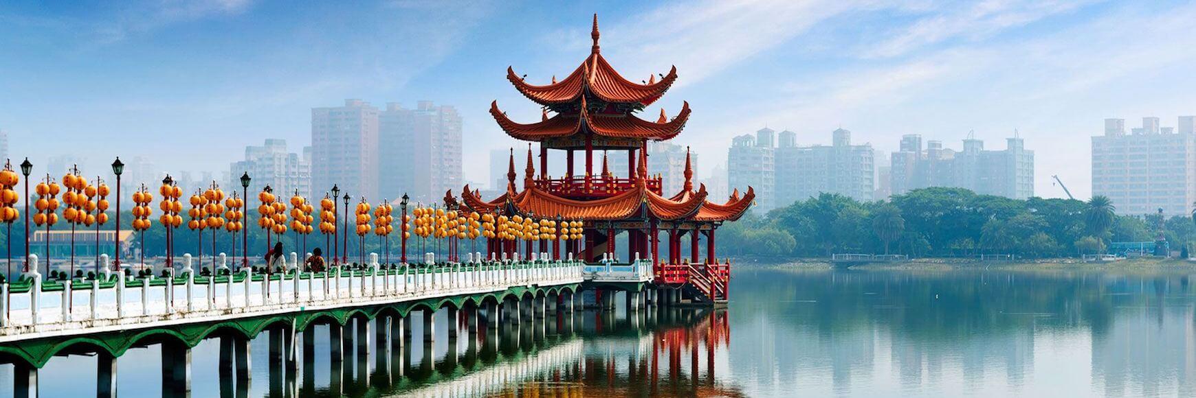 Location bateau Taïwan