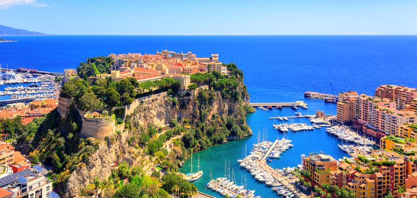 Monaco, porto