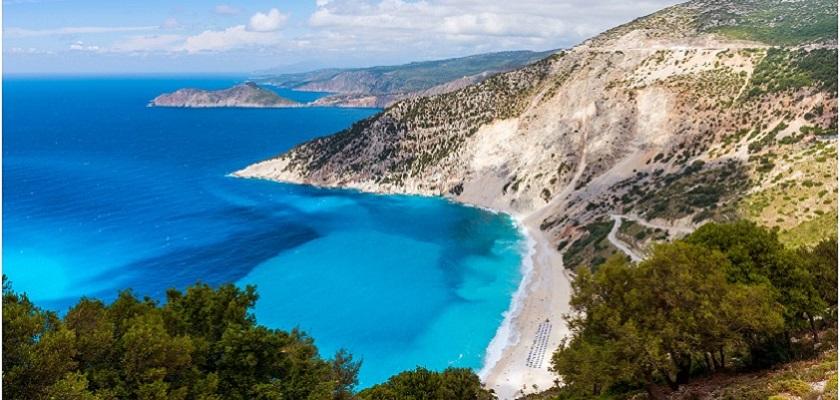 myrtos beach - Cefalonia