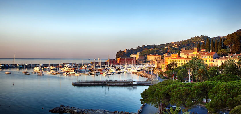 Santa Margherita Ligure, Marina