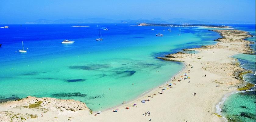 Spiaggia Ses Illetes - Formentera