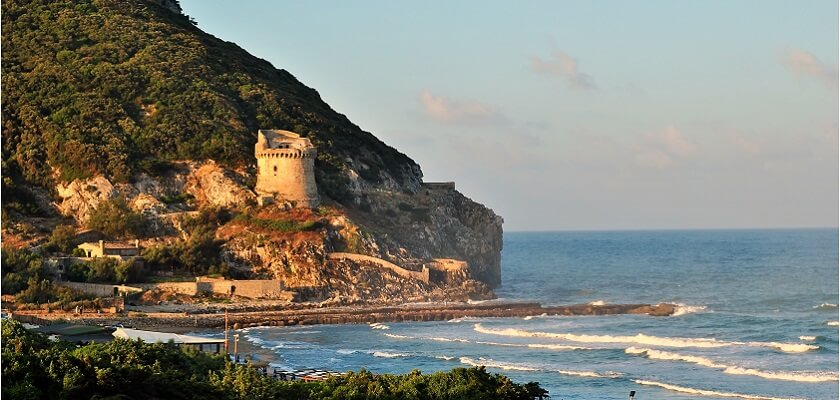 Torre Paola, Circeo