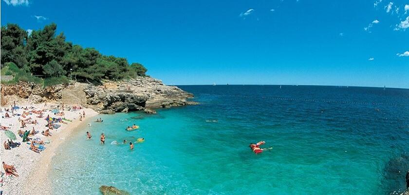 Spiaggia Verudela - Pula