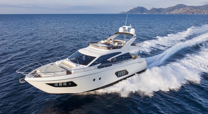 Yacht Absolute 60 Fly